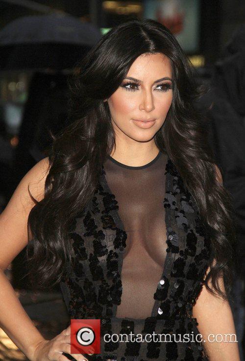 Kim Kardashian and Ed Sullivan 12