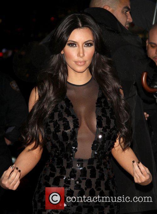 Kim Kardashian and Ed Sullivan 11