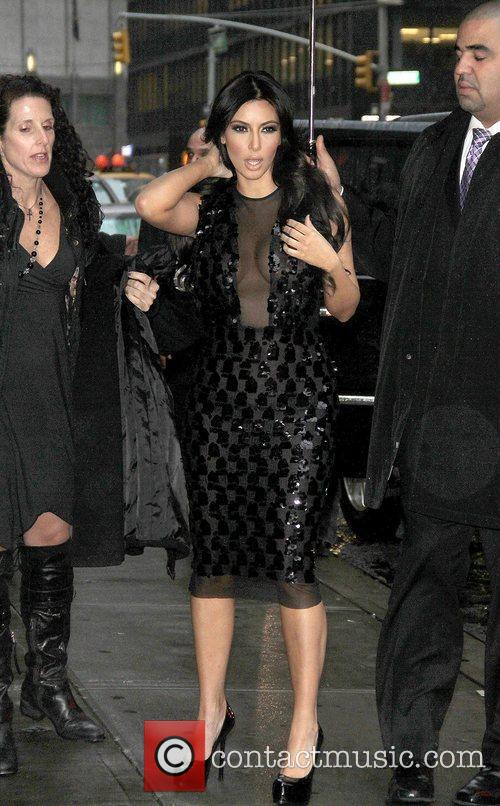 Kim Kardashian and Ed Sullivan 6