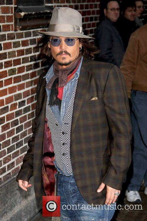 Johnny Depp and Ed Sullivan 22