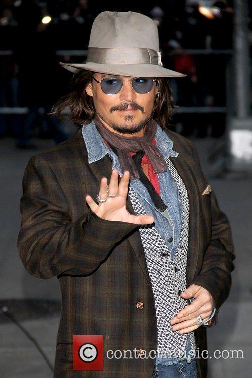 Johnny Depp and Ed Sullivan 15