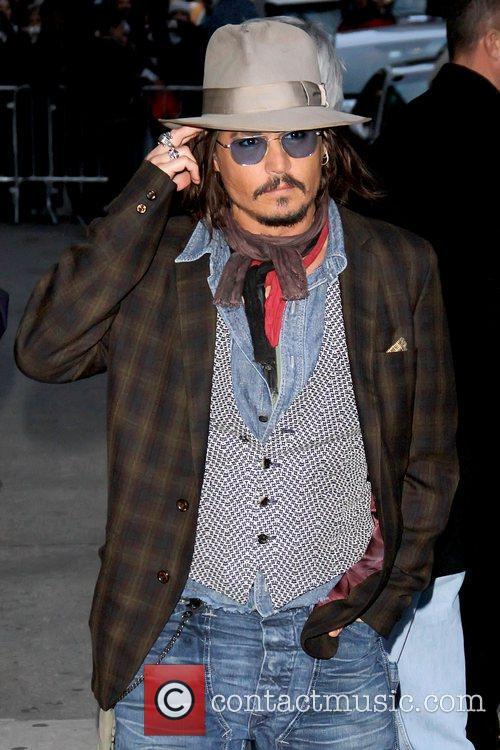 Johnny Depp and Ed Sullivan 13