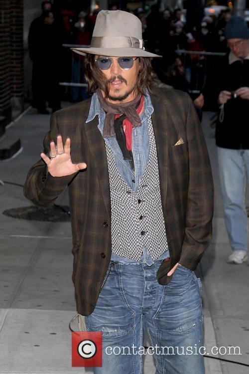 Johnny Depp and Ed Sullivan 17