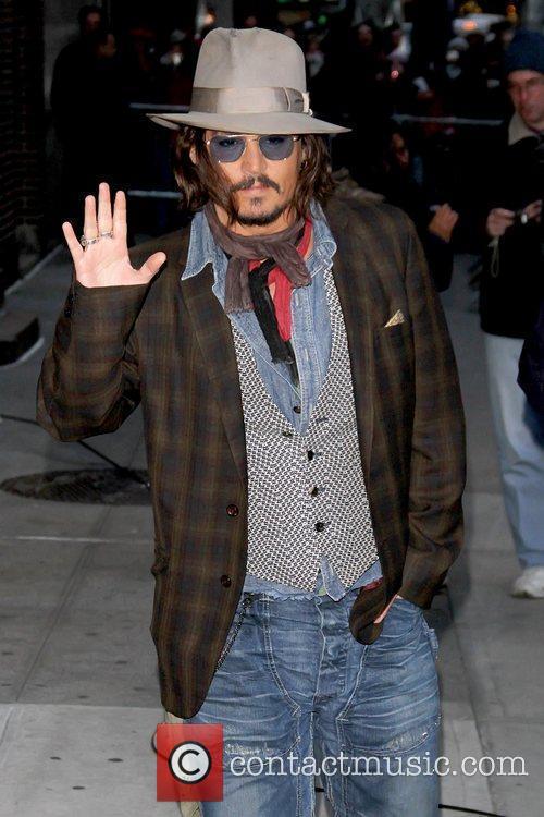 Johnny Depp and Ed Sullivan 21