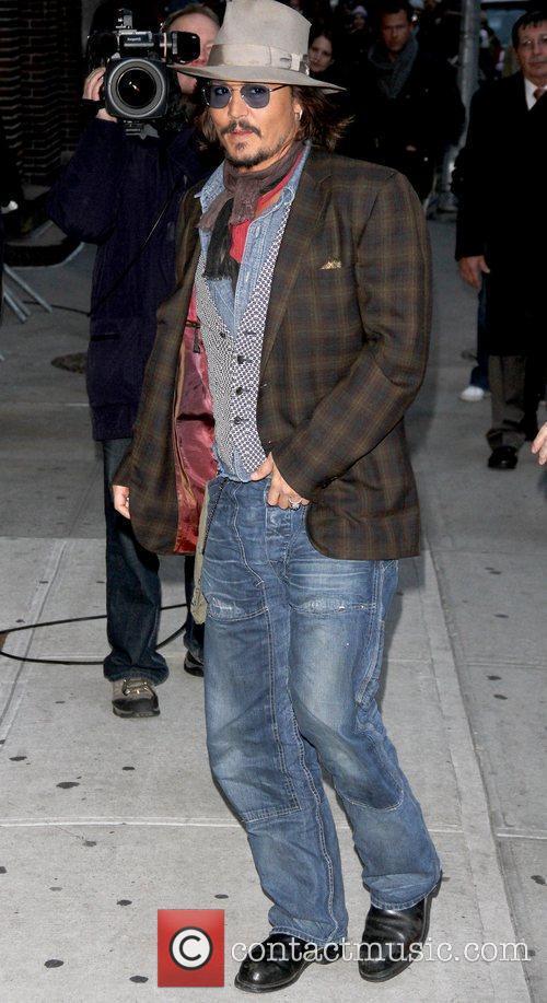 Johnny Depp and Ed Sullivan 19