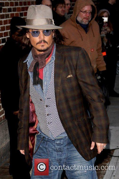 Johnny Depp and Ed Sullivan 16