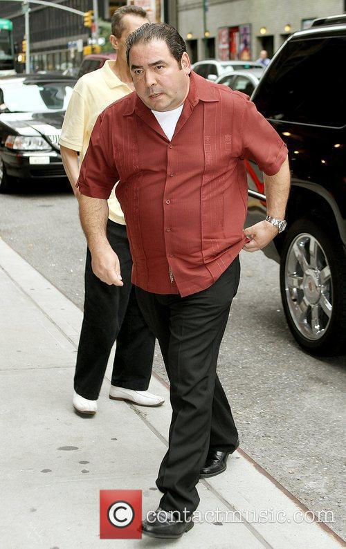 Emeril Lagasse and David Letterman 3