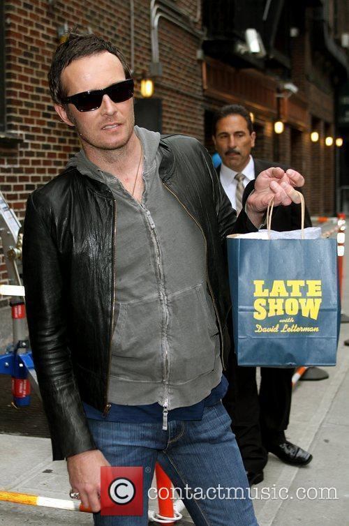 Scott Weiland and David Letterman 7