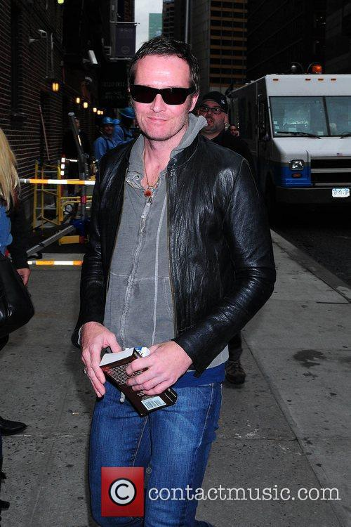 Scott Weiland and David Letterman 10
