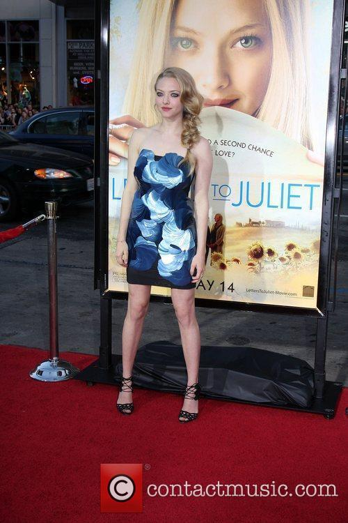 The premiere of 'Letters To Juliet' held at...
