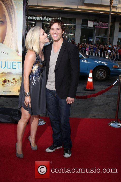 Jennie Garth, Peter Facinelli, Grauman's Chinese Theatre