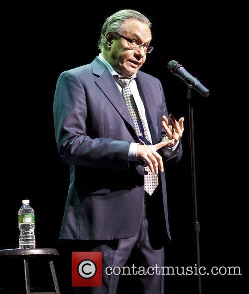 Lewis Black performs live at New York City...