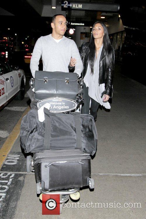 Lewis Hamilton and Nicole Scherzinger 17