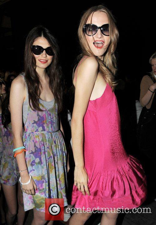 Models London Fashion Week Spring/Summer 2011 - Twenty8twelve...
