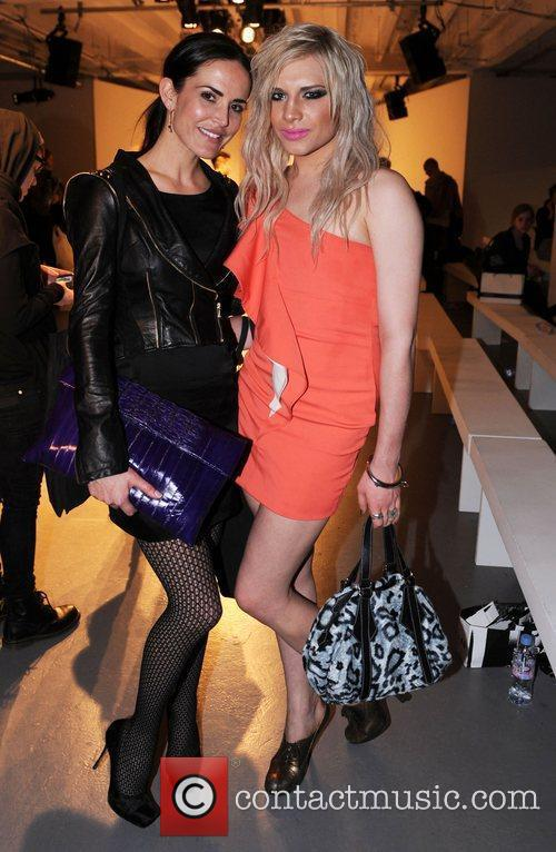 London Fashion Week Autumn/Winter 2010 - Belle Sauvage...
