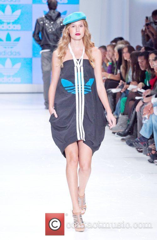 Lisbon Fashion Week Adidas Spring/Summer 2011- Catwalk Lisbon,...
