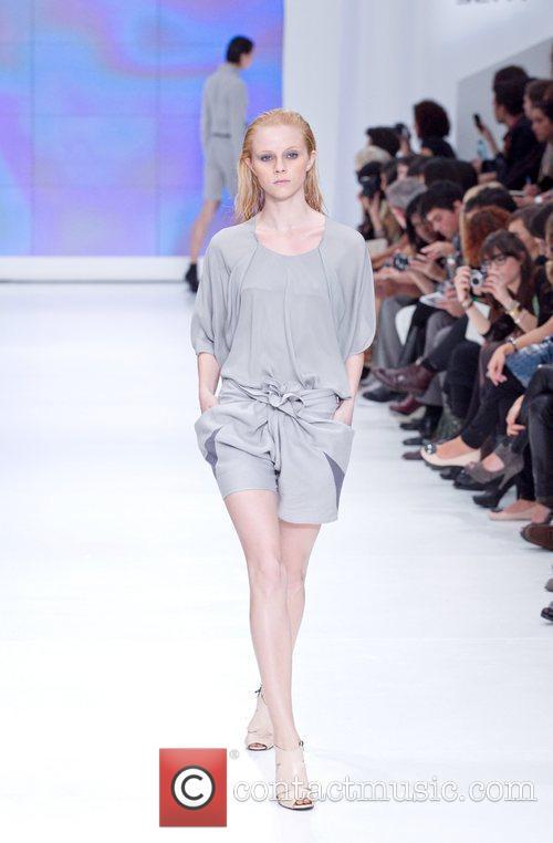 Lisbon Fashion Week Aleksandr Protic Spring/Summer 2011- Catwalk...