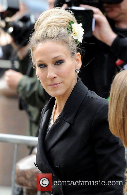Sarah Jessica Parker, Alexander Mcqueen and Cathedral 5