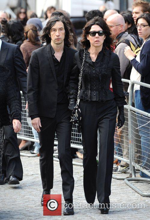 Bobbie Gillespie London Fashion Week - Alexander McQueen...