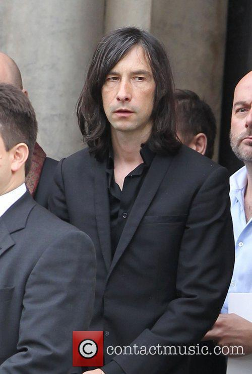 Bobby Gillespie, Alexander Mcqueen and Cathedral 2
