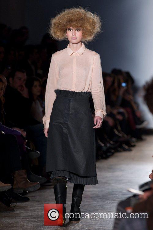 Lisbon Fashion Week CheckPoint Winter 2011 - Alexandra...