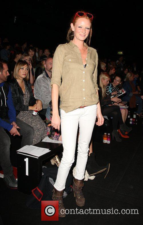 Olivia Inge London Fashion Week Spring/Summer 2011 -...