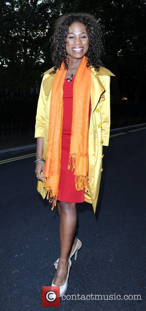 London Fashion Week Spring/Summer 2011 - Ashley Isham...