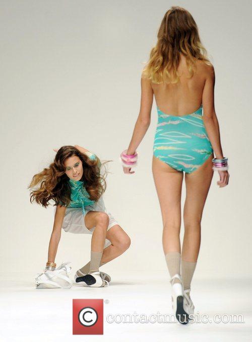 London Fashion Week Spring/Summer 2011 - Betty Jackson...