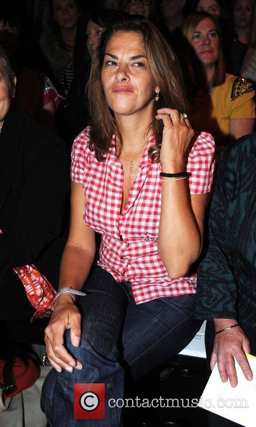 Tracey Emin London Fashion Week Spring/Summer 2011 -...