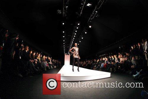 London Fashion Week Autumn/Winter 2010 - Bora Asku...