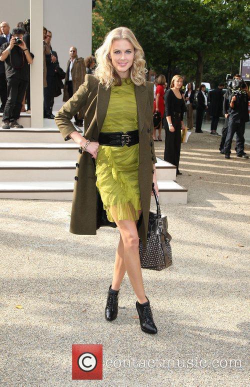 Donna Air London Fashion Week Spring/Summer 2011 -...