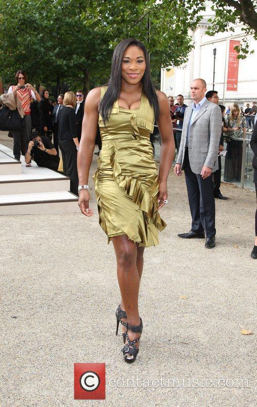 Serena Williams London Fashion Week Spring/Summer 2011 -...