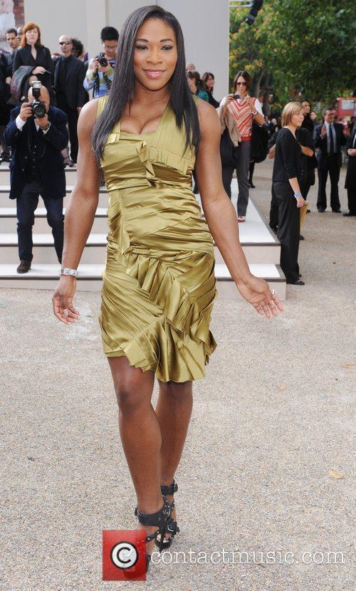 London Fashion Week Spring/Summer 2011 - Burberry -...