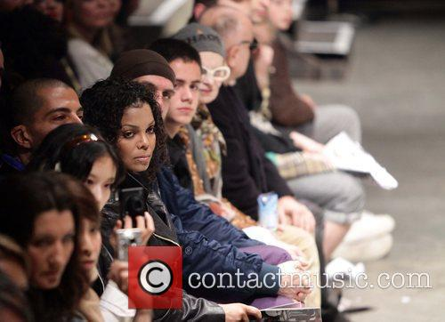 Janet Jackson, Vivenne Westwood London Fashion Week Autumn/Winter...