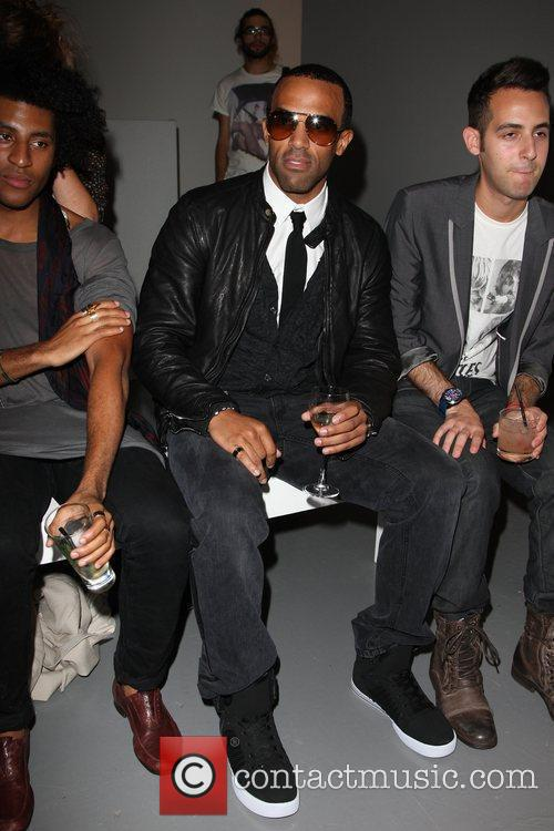 Craig David London Fashion Week Spring/Summer 2011 -...