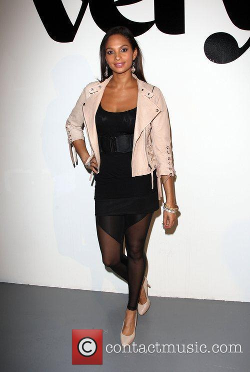 London Fashion Week Spring/Summer 2011 - Fearne Cotton...