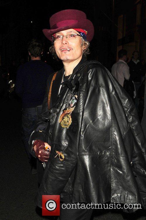 Adam Ant London Fashion Week Spring/Summer 2011 -...
