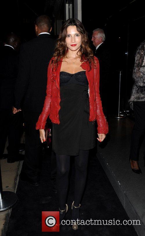 Astrid Munoz Dolce & Gabbana party held on...
