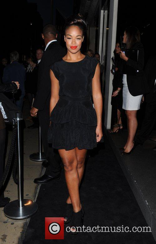 Guest Dolce & Gabbana party held on Bond...
