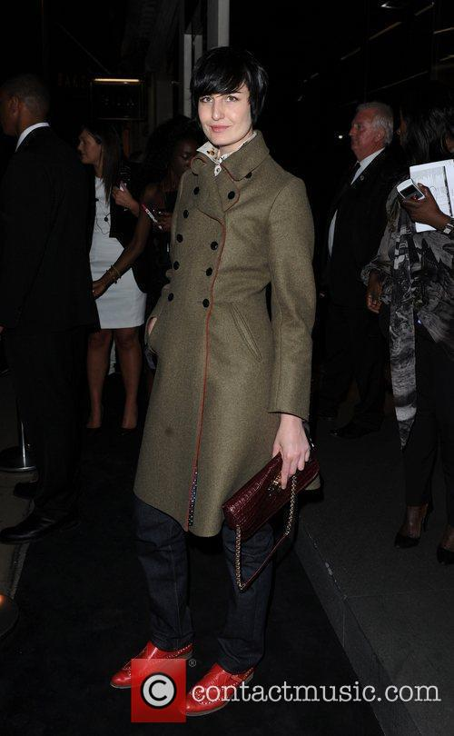 Erin O'Connor Dolce & Gabbana party held on...
