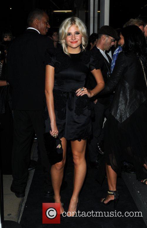 Pixie Lott Dolce & Gabbana party held on...