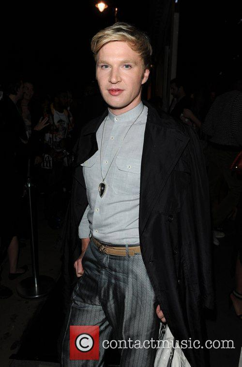 Henry Conway Dolce & Gabbana party held on...