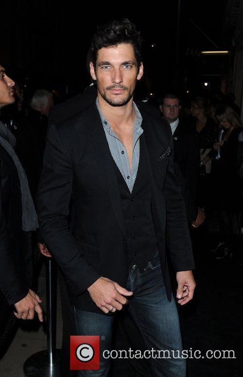 David Gandy and Bond 6