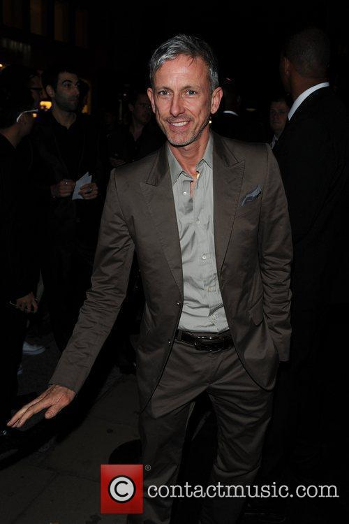 Patrick Cox Dolce & Gabbana party held on...
