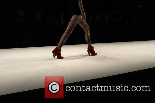 London Fashion Week Autumn/Winter 2010 - Eun Jeong...