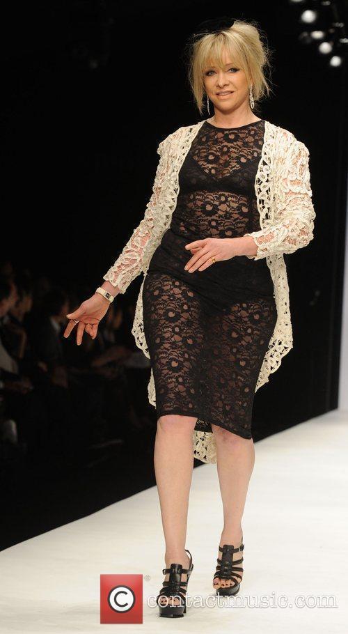 Jo Wood London Fashion Week 2010 - Fashion...
