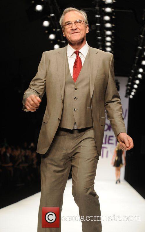 Larry Lamb London Fashion Week 2010 - Fashion...