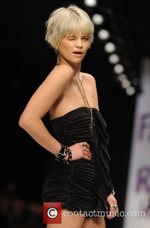 Pixie Geldof London Fashion Week 2010 - Fashion...