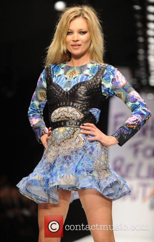 London Fashion Week 2010 - Fashion For Relief...