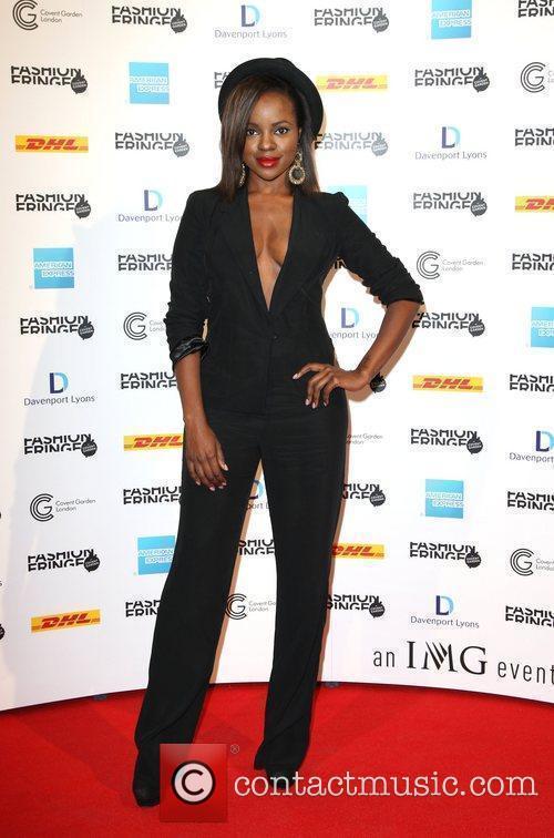 Keisha Buchanan London Fashion Week Spring/Summer 2011 -...